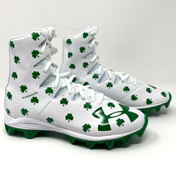 under armour shamrock cleats